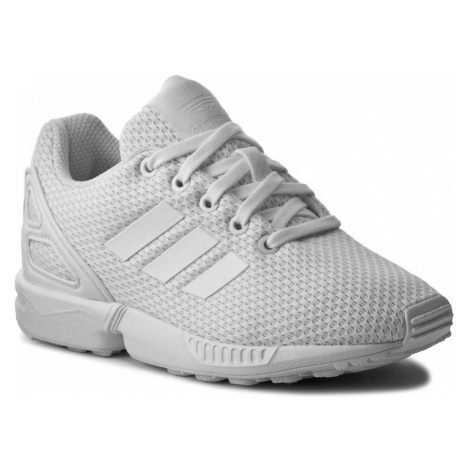 Buty adidas - Zx Flux C S76296 Ftwwht/Ftwwht/Ftwwth