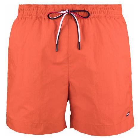 Tommy Hilfiger Strój kąpielowy Pomarańczowy