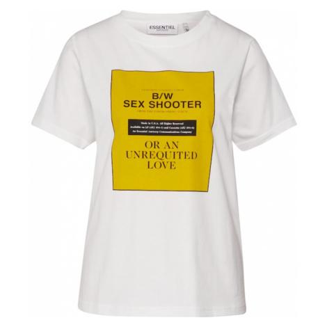 Essentiel Antwerp Koszulka 'Vite' biały