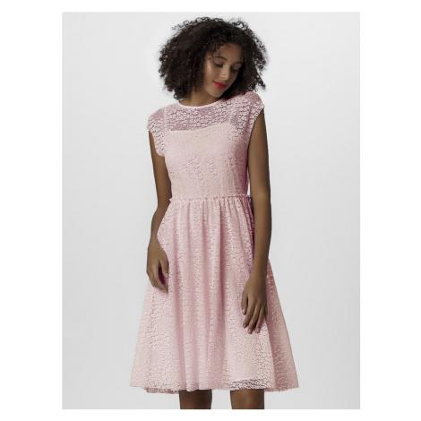 APART Sukienka pudrowy