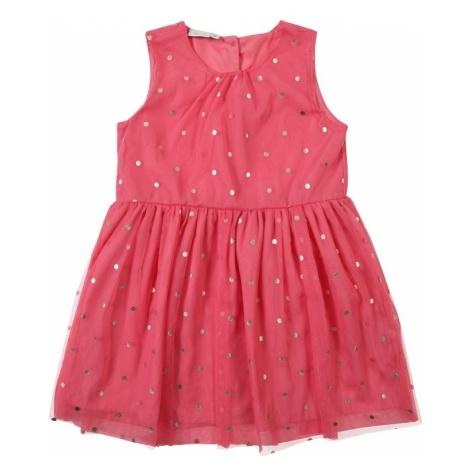 NAME IT Sukienka 'NMFSARA SL DRESS CAMP' mieszane kolory / różowy