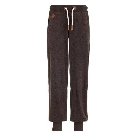 Naketano Spodnie brązowy
