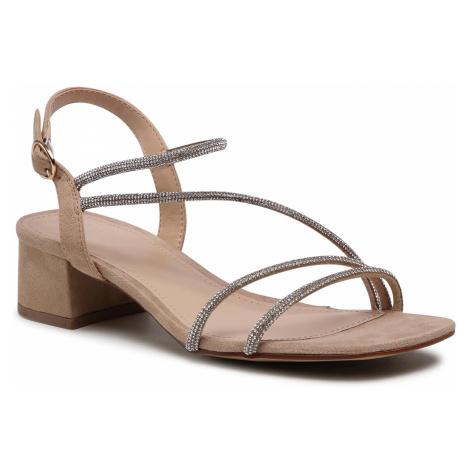 Sandały JENNY FAIRY - LS5460-05 Beige