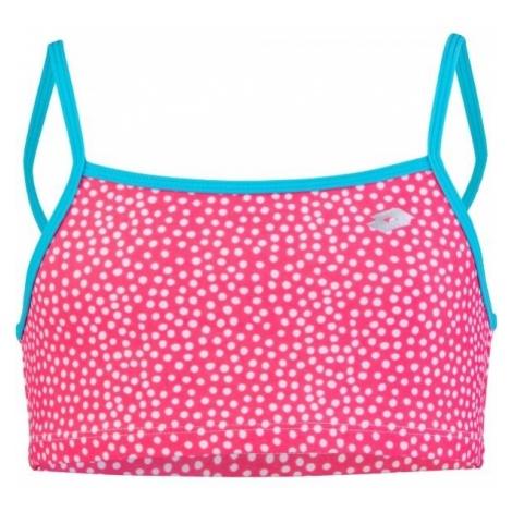 Lotto CLYRA - Strój kąpielowy dwuczęściowy dziewczęcy