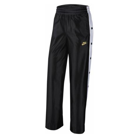 Nike Wide Leg Popper Trousers Ladies