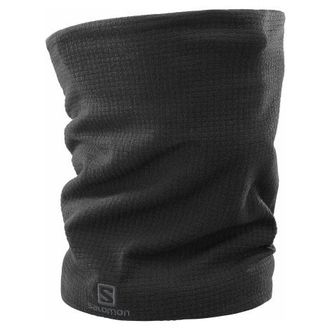 kołnierz na szyję Salomon RS Warm Tube - Black