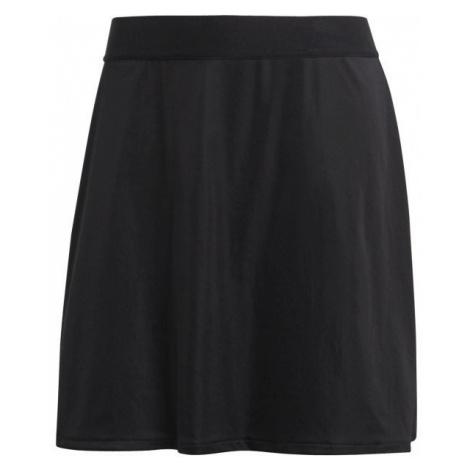 adidas CLUB LONG SKIRT czarny L - Spódnica damska