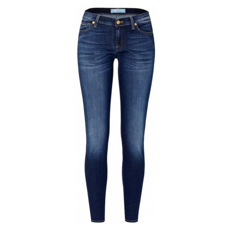 7 for all mankind Jeansy niebieski denim