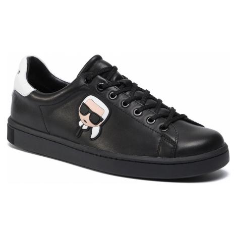 Sneakersy KARL LAGERFELD - KL51209 Black/Mono