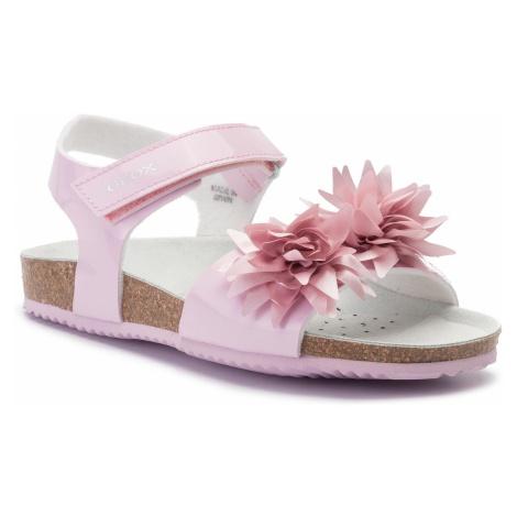 Sandały GEOX - J N.S.Aloha G. E J921CE 000KN C8005 D Pink