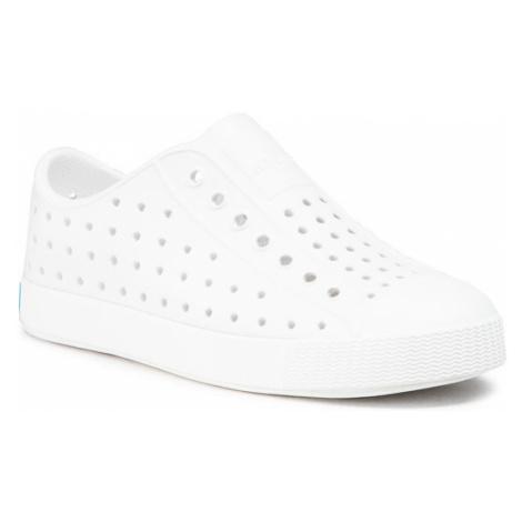 Native Trampki Jefferson 12100100-1999 Biały Native Shoes