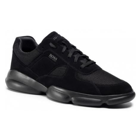 Boss Sneakersy Rapid 50432847 10214574 01 Czarny Hugo Boss