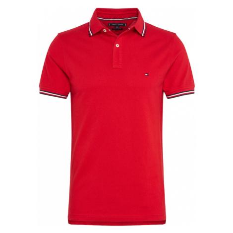 TOMMY HILFIGER Koszulka czerwony