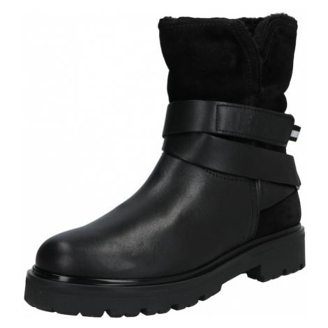 Tommy Jeans Śniegowce czarny Tommy Hilfiger