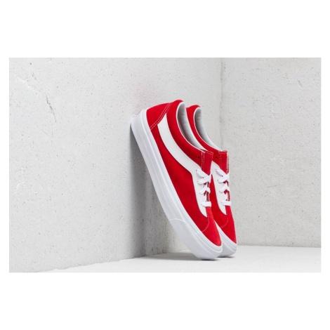 Vans Bold Ni Racing Red/ True White