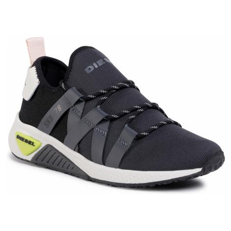 Sneakersy DIESEL - S-Kb Web Lace W Y02402 P3402 T8013 Black