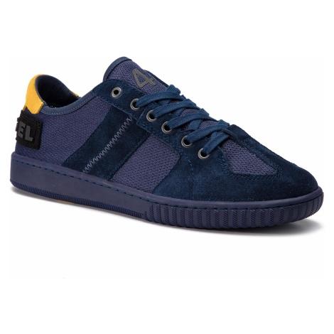 Sneakersy DIESEL - S-Millenium Lc Y01841 PS237 H7128 Peacoat Blue/Fresia