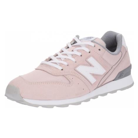 New Balance Trampki niskie 'WR996' szary / różany / biały
