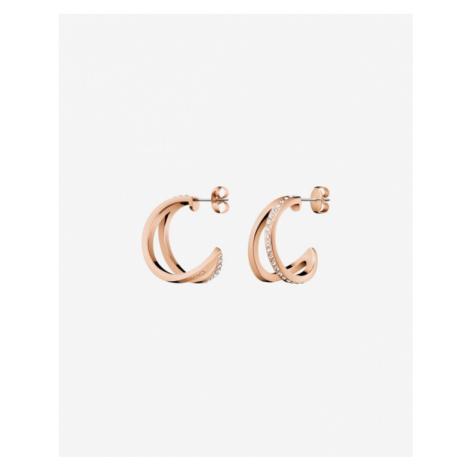 Calvin Klein Outline Kolczyki Złoty