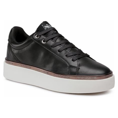 Sneakersy U.S. POLO ASSN. - Brigit LUCY4081W0/Y1 Blk