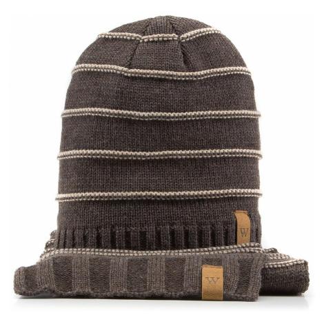 Komplet czapka + szalik Wittchen
