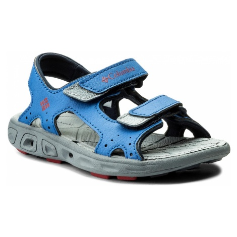 Sandały COLUMBIA - Childrens Techsun Vent BC4566 Stormy Blue/Mountain Red 426