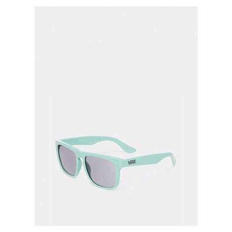 Turkusowe okulary przeciwsłoneczne VANS