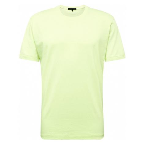 DRYKORN Koszulka 'SAMUEL' neonowo-żółty