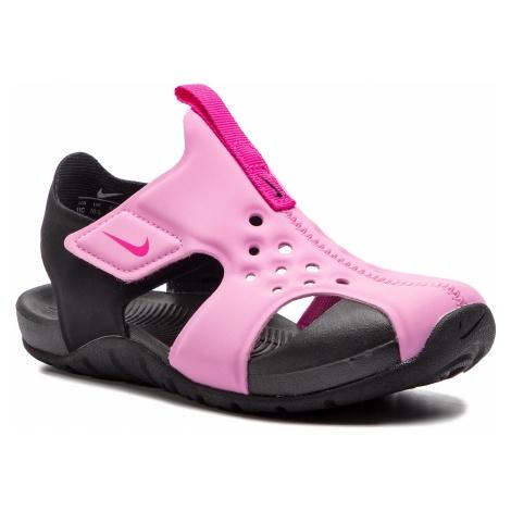 Sandały NIKE - Sunray Protect 2 (PS) 943826 602 Psychic Pink/Laser Fuchsia