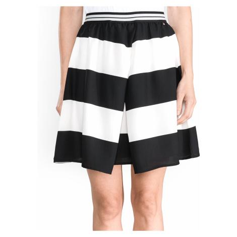 Armani Exchange Spódnica Czarny Biały