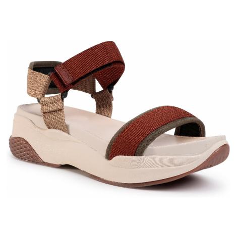 Sandały VAGABOND - Lori 4949-202-79 Rust Multi