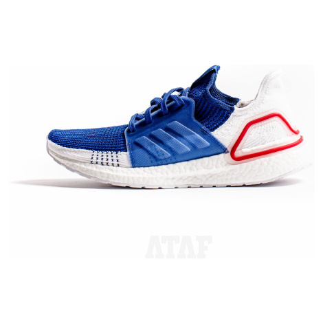 Adidas Ultra BOOST 19 m White Blue