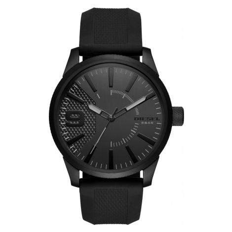 Zegarek DIESEL - Rasp DZ1807 Black/Black
