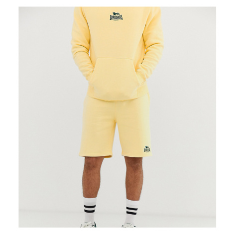 Lonsdale relaxed long line sweat short