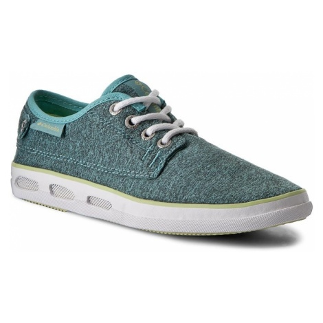 Półbuty COLUMBIA - Vulc N Vent Lace Outdoor Heathered BL4558 Iceberg/Spring/Yellow 341