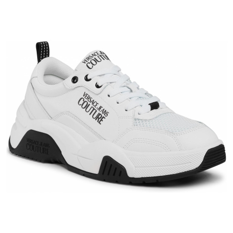 Sneakersy VERSACE JEANS COUTURE - E0YZASF6 71622 003
