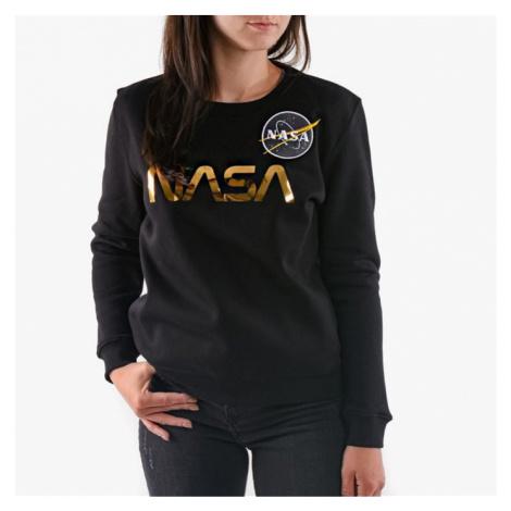 Bluza damska Alpha Industries NASA PM Sweater 198037 365