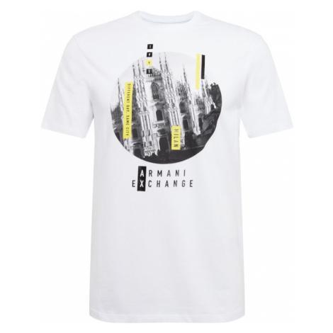 ARMANI EXCHANGE Koszulka '3HZTHN' biały
