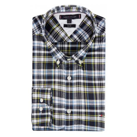 Koszula casualowa o kroju slim fit z kołnierzykiem typu button down Tommy Hilfiger