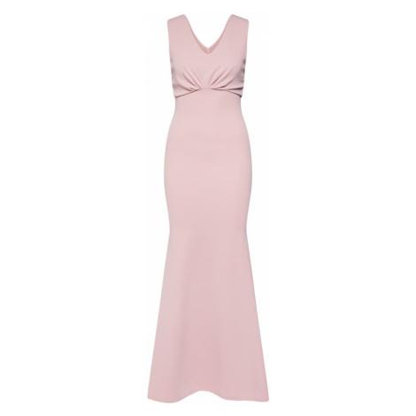 WAL G. Suknia wieczorowa 'WG 8513' różowy pudrowy