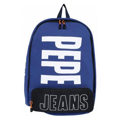 Pepe Jeans Plecak niebieski