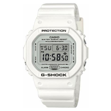 Zegarek G-SHOCK - DW-5600MW-7ER White/White Casio
