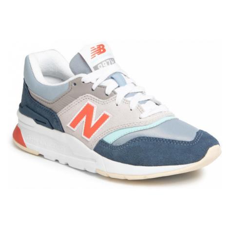 New Balance Sneakersy CW997HAR Niebieski