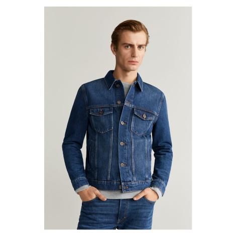Mango Man - Kurtka jeansowa Ryan6