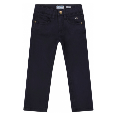 Mayoral Spodnie materiałowe 509 Granatowy Regular Fit