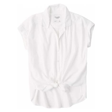 Abercrombie & Fitch Bluzka biały