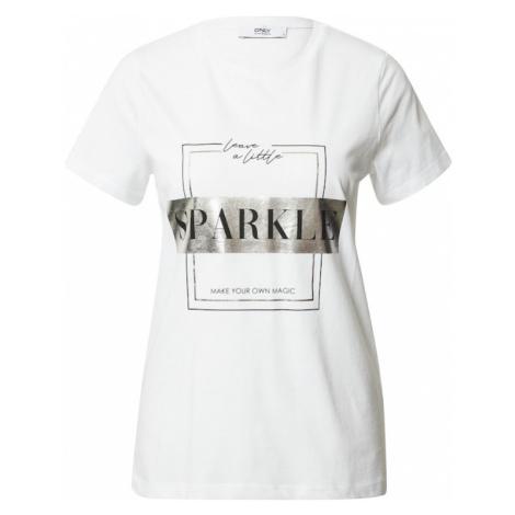 ONLY Koszulka 'Neo' biały