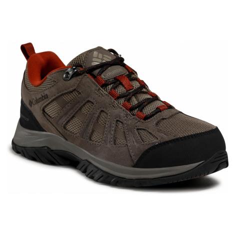 Trekkingi COLUMBIA - Redmond III Waterproof BM0169 Pebble/Dark Sienna 227