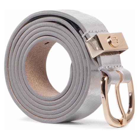 Pasek Damski TOMMY HILFIGER - Oval Buckle Belt 2.5 AW0AW09299 0K5