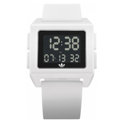 ADIDAS ORIGINALS Zegarek cyfrowy 'Archive_SP1' biały